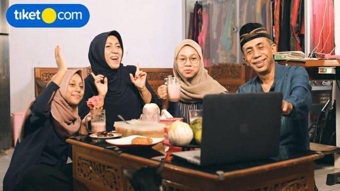 Tiket.com Perpanjang Promosi Tiket Hari Raya, Ajak Masyarakat Ngabuburit Online di tiket TO DO