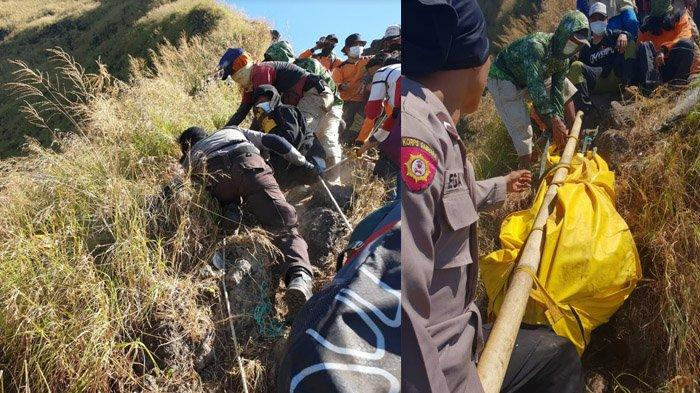 BREAKING NEWS - Tim SAR Berhasil Evakuasi Jasad Thoriq