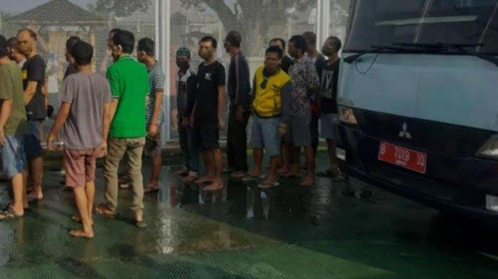 Rutan Medaeng Sidoarjo Pindahkan 90 Napi ke Dua Lapas di Jatim, ini Alasannya