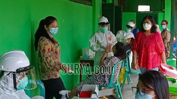 Waspada Varian Baru Covid-19, Warga Kabupaten Kediri Diimbau Tetap Taat Protokol Kesehatan