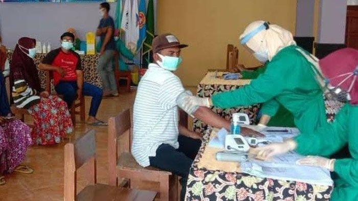 Kejar Target 70 Persen Warga Nganjuk, Bupati Pantau Intensif Pelaksanaan Vaksinasi Covid-19