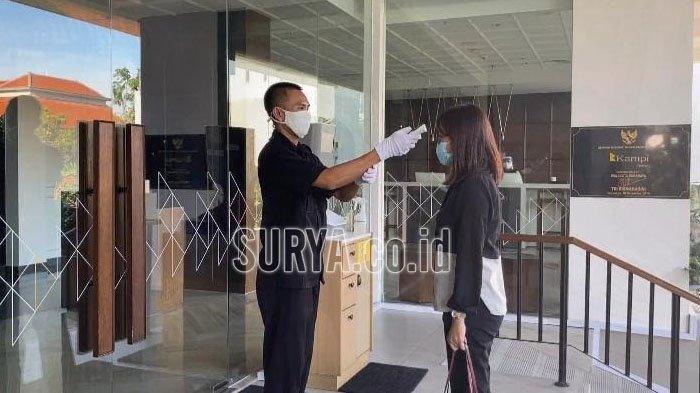 Kampi Hotel Surabaya Kembali Layani Tamu, Terapkan Protokol Kesehatan Ketat
