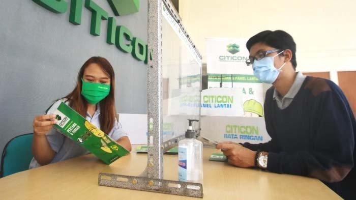 Jamin Tetap Produktif di Masa Pandemi, Citicon Terapkan Protokol Kesehatan secara Ketat