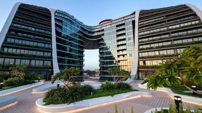 Dua Proyek Ikonik Crown Group Masuk Nominasi Best Tall Building in The World 2021 Award