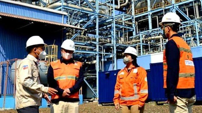 Jelang Idul Fitri, PGN Pastikan Progres Pembangunan Proyek Infrastruktur Gas Bumi Sesuai Jadwal
