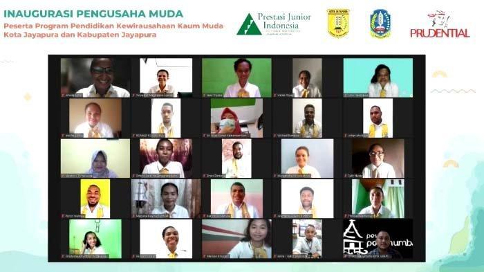 Program Pendidikan Kewirausahaan Prudential Sapa Indonesia Timur