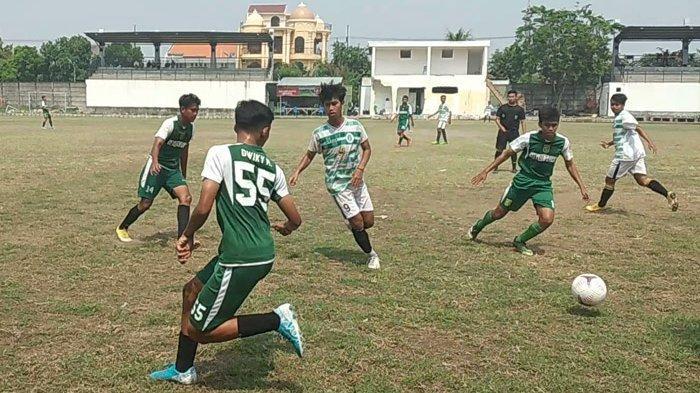 Tim Persebaya Muda Beri Pelajaran PS Kopa yang Bersiap ke Liga 3