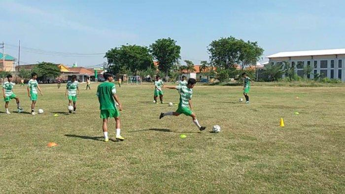 PS Kopa Fokus Latihan Taktikal Sambut Liga 3 Zona Jatim Musim Ini