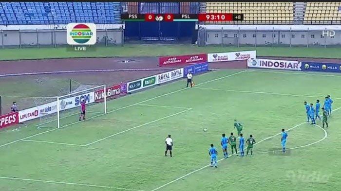 Respons Didik Ludianto terkait Hasil Persela Lamongan vs PS Sleman Imbang 0-0