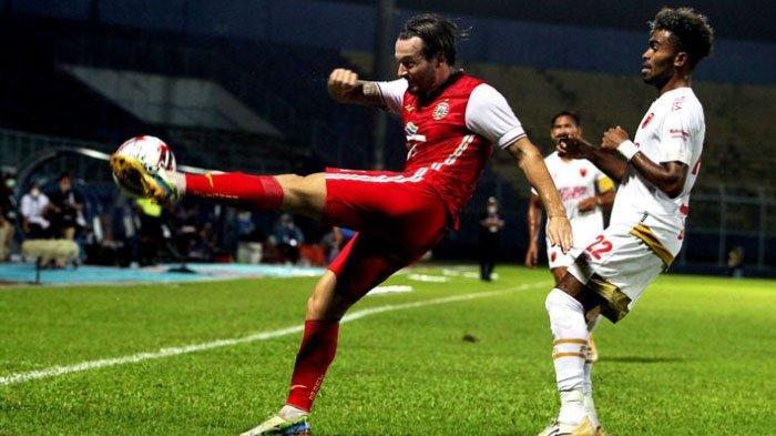Hadapi Bhayangkara FC Solo, Penyerang PSM Makassar Yakob Sayuri : Dijaga Ketat Tak Masalah