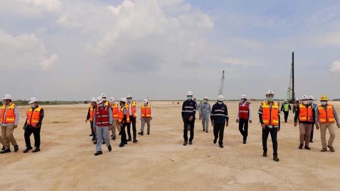 Freeport dan Chiyoda bakal Bangun Smelter di Kawasan JIIPE Gresik