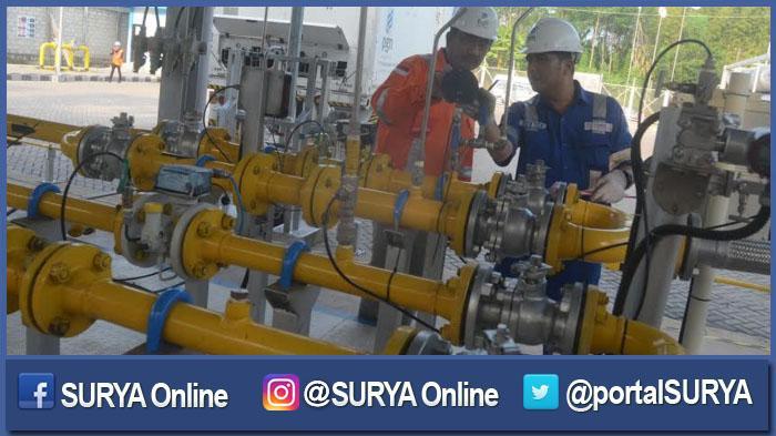 Suplai Gas PLTGU Tambak Lorok Semarang Mampu Hemat Operasional PLN hingga Rp 88 Triliun Per Tahun