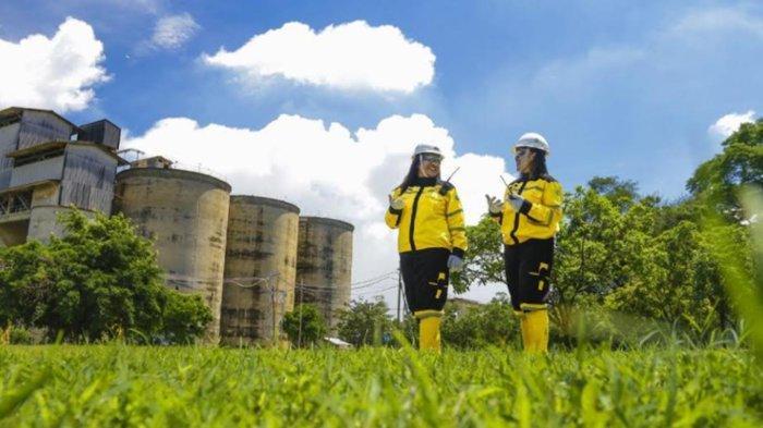 PT Semen Indonesia Terpilih Sebagai Outstanding Company 2021 Sektor Materials dari Asiamoney