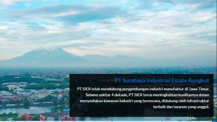 Info Lowongan: PT SIER Surabaya Buka Rekrutmen Besar-besaran, Ini Formasi dan Syarat-syaratnya