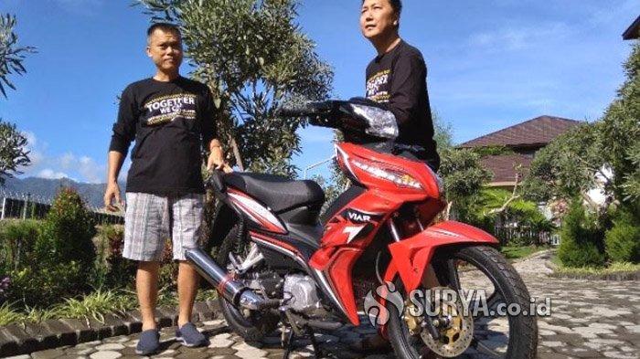 Star NX 100 CC Debutan Anyar Viar Motor, Cocok untuk Bisnis Transportasi Online, Segini Per Bulannya