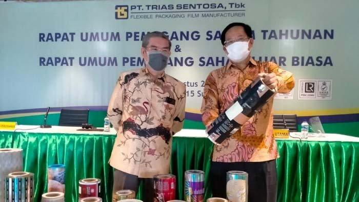 Peningkatan Penjualan Produk Trias Terdongkrak Pasar Domestik di Tengah Pandemi