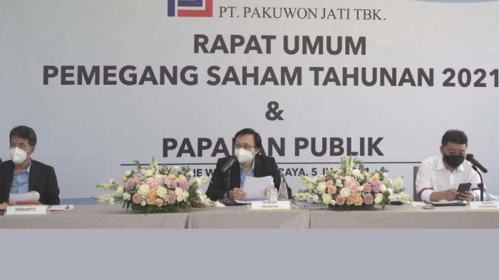 Target Penjualan PWON Rp 1,4 Triliun Tak Terpengaruh PPKM Darurat