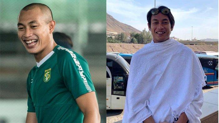 Pulang dari Umroh & Ikut Laga Persebaya vs Bhayangkara FC, Begini Doa & Persiapan Hansamu Yama