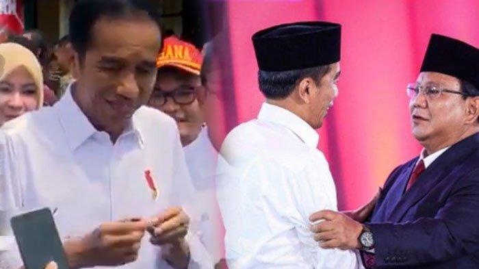 Jokowi Tunjukkan Pulpen yang Dicurigai untuk Alat Komunikasi saat Debat Capres 2019, ini Bentuknya!