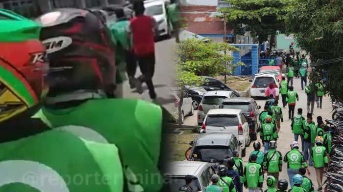 KRONOLOGI Puluhan Driver Ojol Jemput Paksa Bayi di RSUP M Djamil Padang, Videonya Viral di WhatsApp