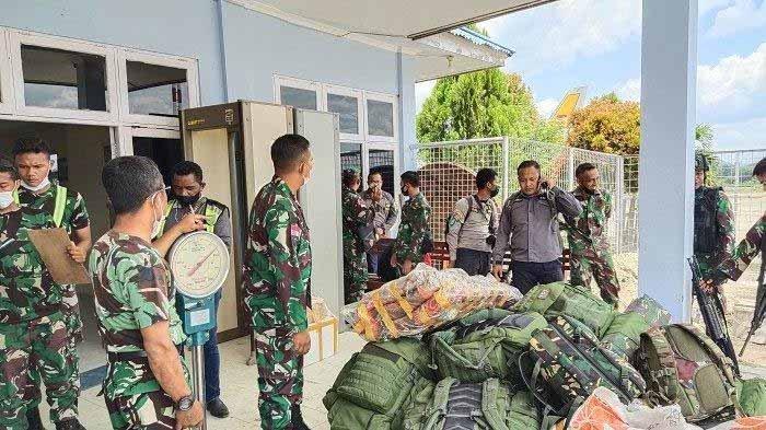 Situasi Terkini Kiwirok, Puluhan Satgas Nemangkawi Kuasai Bandara dan Berhasil Usir KKB Papua