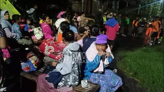 BREAKING NEWS Kabupaten Madiun Diterjang Banjir, Ratusan Warga Mengungsi