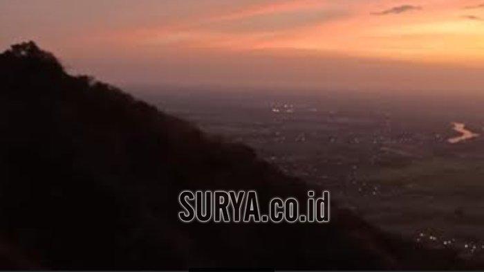Bukit Watu Bengkah Kota Kediri, Jujugan Pas untuk Wisatawan dan Pendaki Pemula