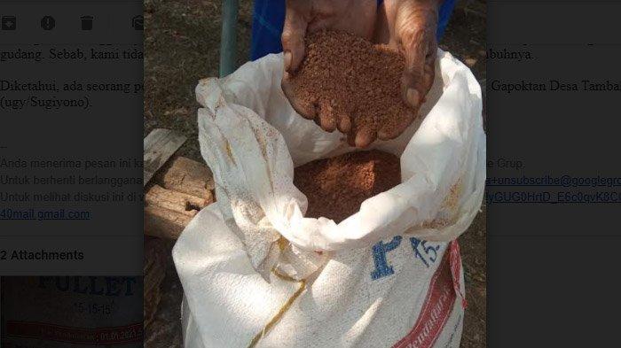 Berdalih untuk Merawat Alat Pertanian, Gapoktan di Gresik Minta Rp 40.000 saat Salurkan Pupuk Gratis