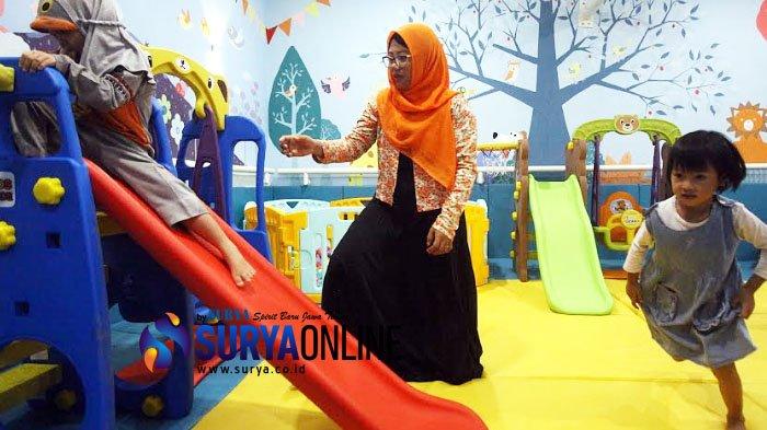 Bingung dengan Pola Terapi Anak Berkebutuhan Khusus? Bawalah Anak Anda ke Gedung Siola, Gratis!