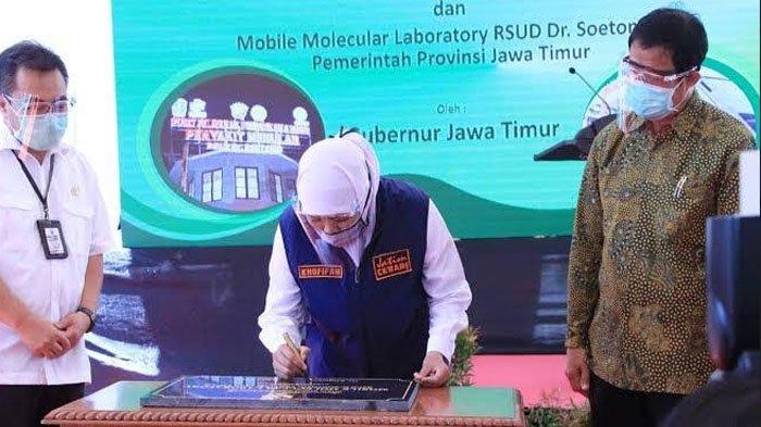Jatim Kini Miliki Pusat Pelayanan Pendidikan dan Riset Penyakit Menular di RSUD dr Soetomo