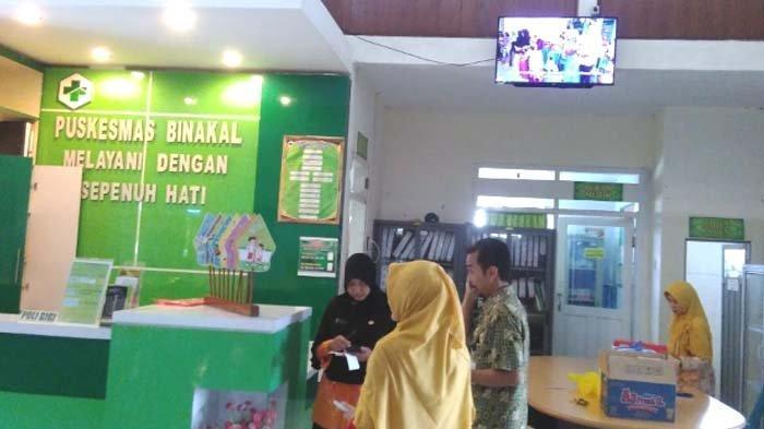 Puskesmas Binakal Bondowoso Tutup hingga 17 Juni setelah 4 Nakes Terpapar Covid, Pelayanan Dialihkan
