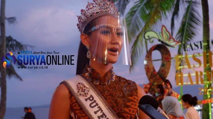 Populerkan Batik Gringsing di East Java Fashion Harmony 2020
