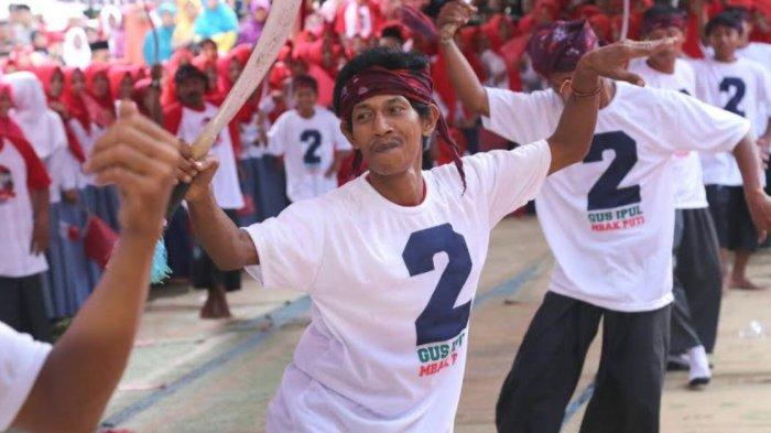 Terkesima Saksikan Silat Madura di Bondowoso, Puti Soekarno Ingin Lakukan ini