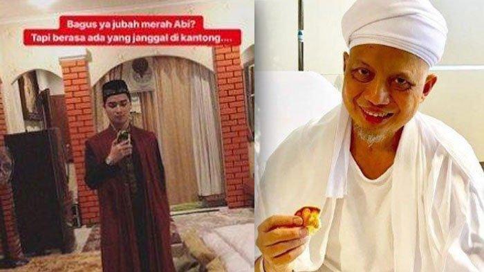 Terungkap Rahasia Wajah Ustadz Arifin Ilham Berseri Saat Meninggal, Alvin Faiz Membocorkannya