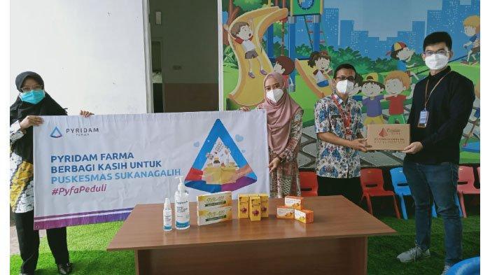 PT Pyridam Farma Tbk (PYFA) Buat Kampanye #GerakanSejutaVitamin, Siap Bagikan Vitamin Gratis