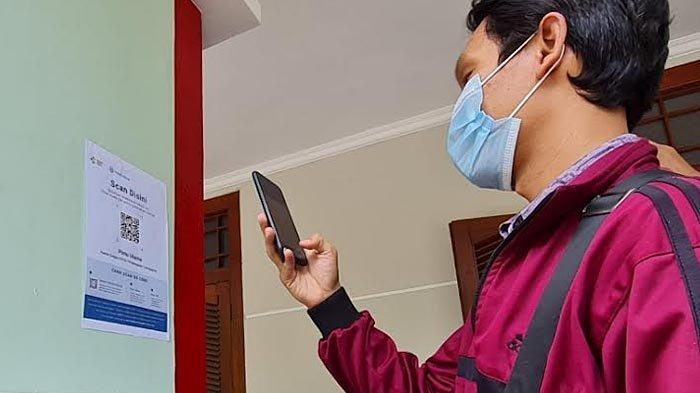 Tujuh Instansi di Kabupaten Tulungagung Uji Coba Penggunaan Aplikasi PeduliLindungi