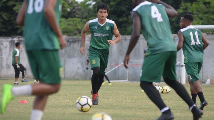 Rachmat Irianto Ditunjuk Jadi Kapten Persebaya Surabaya di Piala Menpora 2021, 25 Pemain ke Bandung