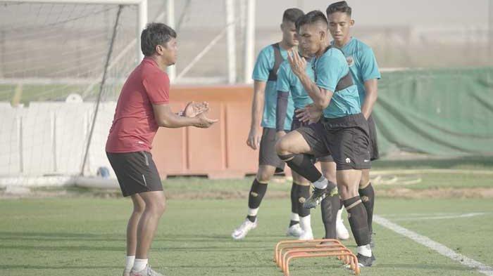 Update Kondisi Timnas Indonesia di Uni Emirat Arab Bersiap Tampil di Kualifikasi Piala Dunia 2022