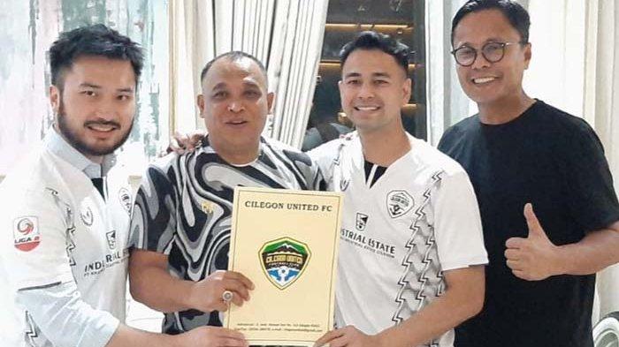 Janji Raffi Ahmad Setelah Beli Cilegon United, Akan Ada Fasilitas Mewah dan Lengkap di Lokasi Ini