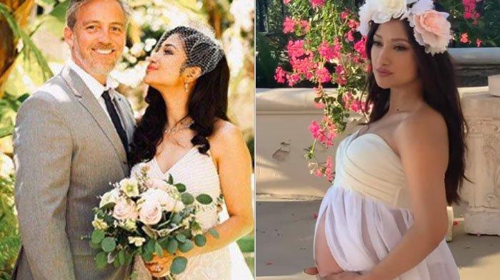 Kondisi Terkini Rahma Azhari setelah Dinikahi Aktor Hollywood di LA, Tampak Seksi Jelang Melahirkan