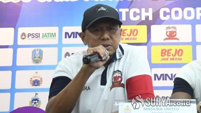 Liga 1  2020 kembali Ditunda, Madura United Yakin Kompetisi Tetap Digelar