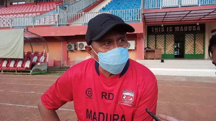 Rahmad Darmawan Jadwalkan 2 Uji Coba di Madura United Sambut Liga 1 2021