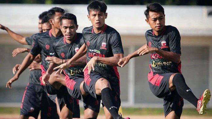 Hasil LIGA 1, Madura United 1 - 1 PSM, Bercokol di Klasemen Tengah