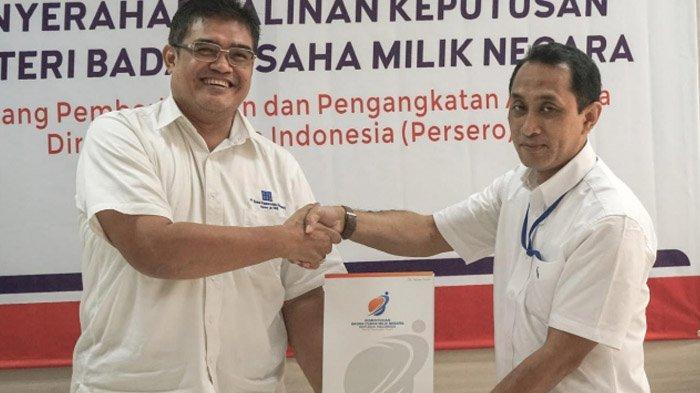Mantan Dirut PT BBI Rahman Sadikin Jabat Direktur Keuangan dan SDM PT Barata Indonesia