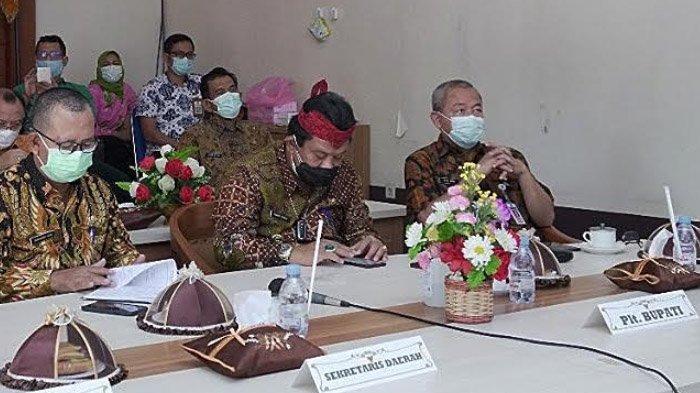 Berkaca OTT Bupati Novi, Pemkab Nganjuk Maksimalkan Peran APIP untuk Cegah Korupsi Di Pemerintahan
