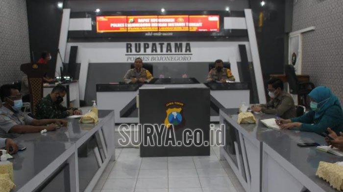 Larangan Mudik 2021, Ada Tiga Titik Penyekatan di Wilayah Kabupaten Bojonegoro