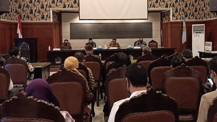 Wali Kota Sutiaji Akan Bentuk Tim Satgas Recovery Ekonomi, Kepala BI Malang: Ini Cukup Berat