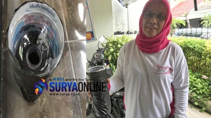 Ramuan Larvitrap Buatan Bumantik Rungkut Mapan Surabaya Ini 'Ampuh' Basmi Nyamuk