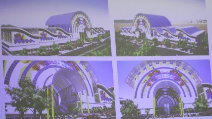 Pasar Besar Kota Batu Akan Menerapkan Arsitektur Hijau