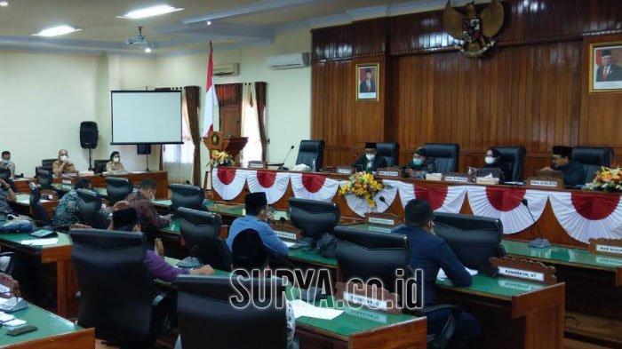 Di Kabupaten Trenggalek, Sebagian Alokasi Gaji Pegawai Dipakai untuk Refocusing Covid-19